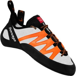 Tatanka Climbing Shoe - Men's White/Orange, 9.0 - Good