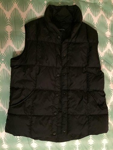 Lands End Down Women's Vest