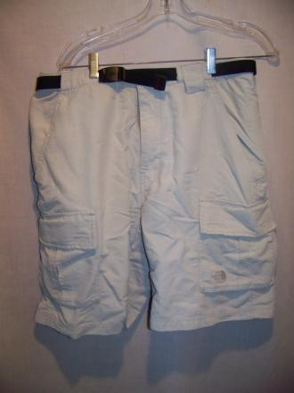 The North Face Nylon Shorts, Mens Medium