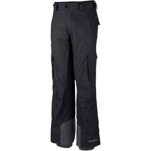 Ridge 2 Run II Pant - Men's Black, L/Reg - Excellent