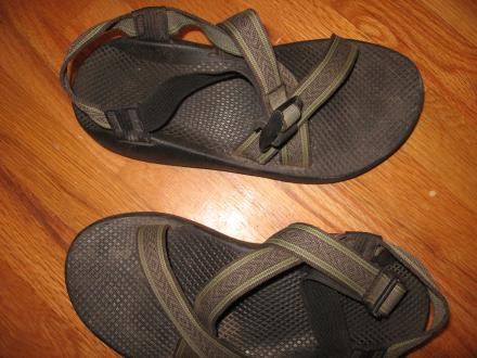 Chaco Z/1 Unaweep Sandals - Men's Size 8