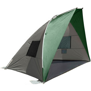 Shadow Mountain Cabana Green, One Size - Excellent