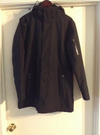 Men's North Face Waterproof/Insulated Parka - Med