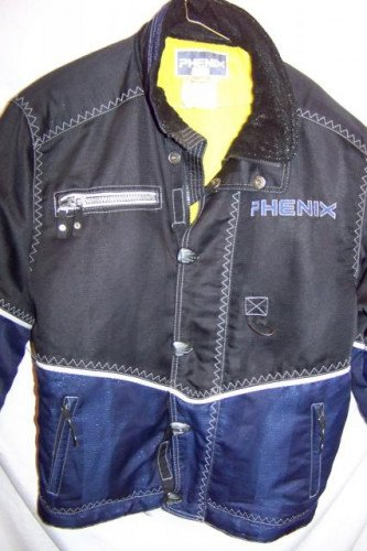 Vintage Phenix Insulated Ski Jacket, Men's Medium