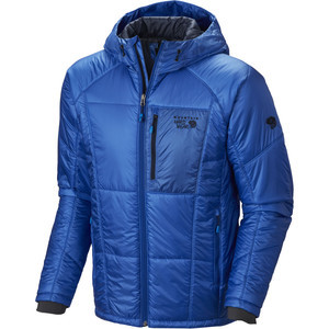 Compressor Hooded Insulated Jacket - Men's Azul, L