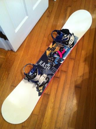 Ride snowboard women's