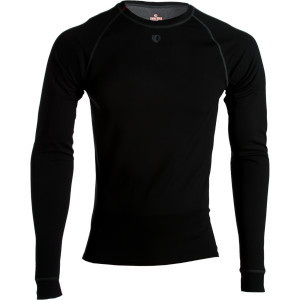Transfer Long Sleeve Base Layer Black, S - Excelle