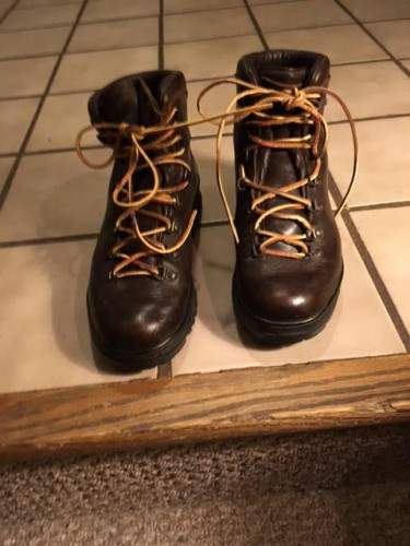 LL Bean Cresta Leather Boots
