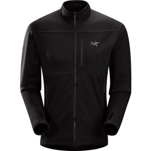Konseal Fleece Jacket - Men's Black, L - Good