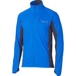 Fusion Softshell Jacket - Men's  Cobalt Blue/Slate