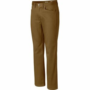 Passenger 5-Pocket Pant - Men's Golden Brown, 32x32 - Excellent