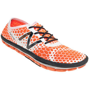 MR1 Minimus Hi-Rez Running Shoe - Men's Orange Fla
