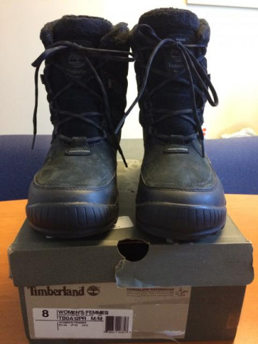 Timberland Woodhaven Mid WP Insulated Boot - Women's