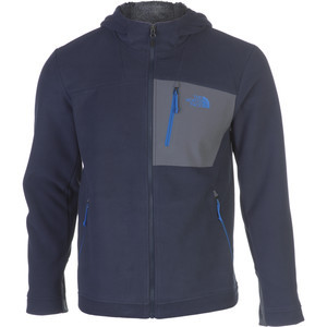Chimborazo Full-Zip Hoodie - Men's Cosmic Blue, S