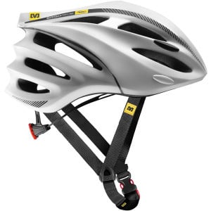 Syncro Helmet  White/Black, S - Like New