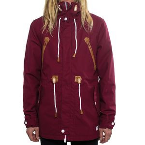 Urban Parka - Men's Burgundy, S - Excellent