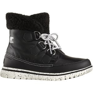 Cozy Carnival Boot - Women's Black/Sea Salt, 8.5 - Excellent