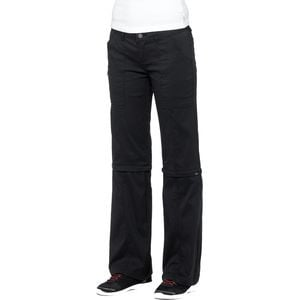 Monarch Convertible Pant - Women's Black, 6/Reg - Excellent