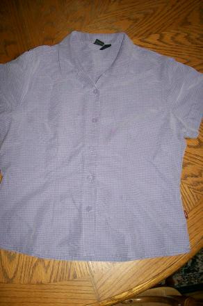 REI Button Down Shirt