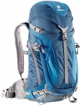NEW! Deuter ACT Trail 24 Backpack Hiking Pack Blue