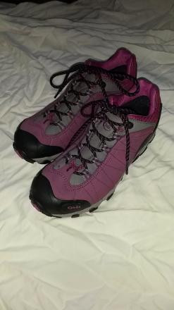 Women's Oboz Bridger Low Bdry size 9