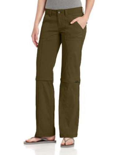 Monarch Convertible Pant - Women's Cargo Green, 0/Reg - Like New