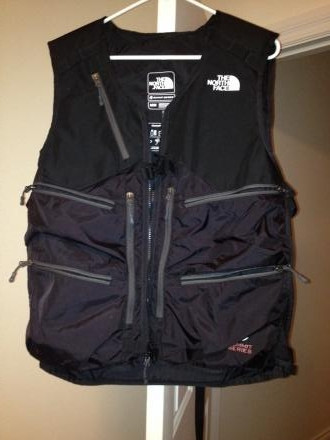 North Face Guide Vest