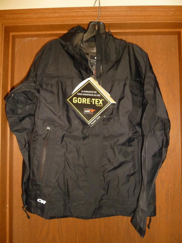 NEW OR Outdoor Research Aspire Jacket - Gore-Tex Paclite - Women's S