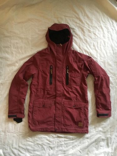 QUIKSILVER - Snowboard Jacket- Dreaming- Large