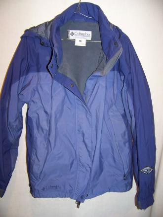 Columbia Waterproof Coat/Parka, Women's Large