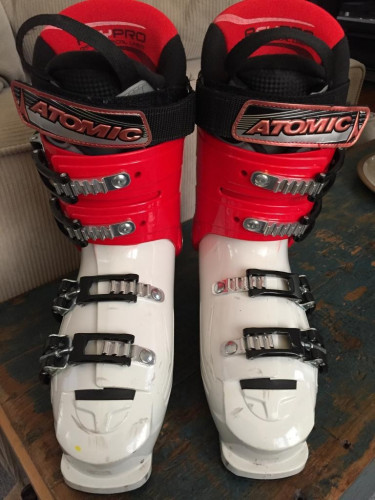 Atomic RJ Pro RS Junior Ski Boots - Size 25