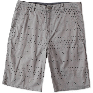 Seaside Printed Short - Men's Grey, 34 - Good
