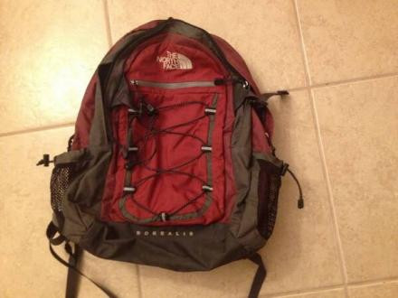 North Face Day Backpack