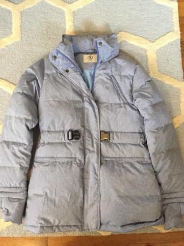 Aigle Down Jacket (new) - Women's Medium (made in France)