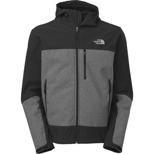 Apex Bionic Hooded Softshell Jacket - Men's Tnf Bl