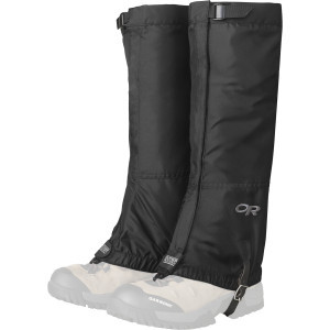 Rocky Mountain High Gaiters - Men's  Black, S - Excellent