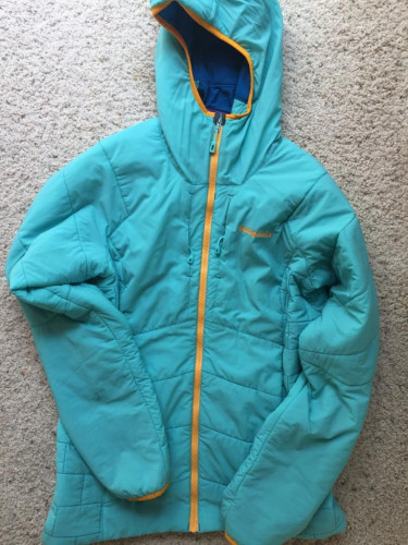 Patagonia Womens Nano Air Hoody