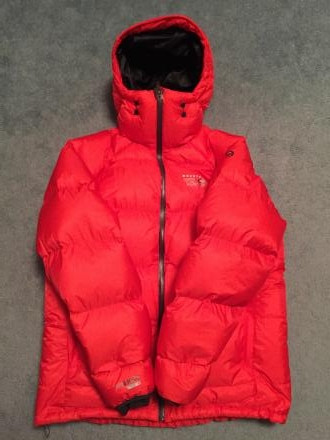 Mountain Hardwear Nilas Jacket Large State Orange