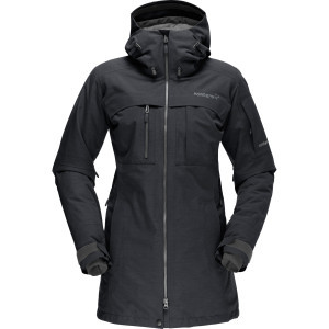 Roldal Gore-Tex Insulated Jacket - Women's Caviar, M - Good