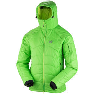 Belay Device Jacket - Men's Green Flash, XXL - Lik