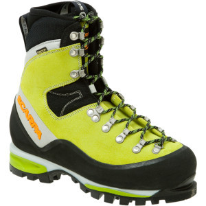 Mont Blanc GTX Mountaineering Boot - Women's Kiwi, 39.0 - Excellent