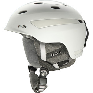 Facet Helmet - Women's Rubber Pearl White, S - Good