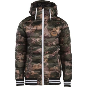 Aria Insulator Down Jacket - Women's Floral Camo,