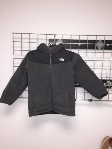 The North Face Reversible True or False Insulated Jacket - Boy's