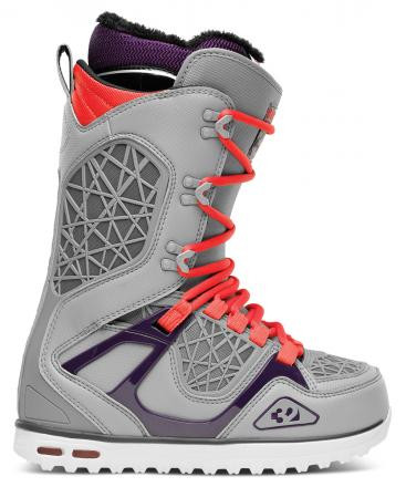 2014 ThirtyTwo TM-Two Grey Women's Snowboard Boots