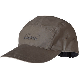 Canvas Longbill Cap Alpha Green, S - Excellent