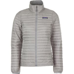 Down Shirt Jacket - Women's Feather Grey, S - Good