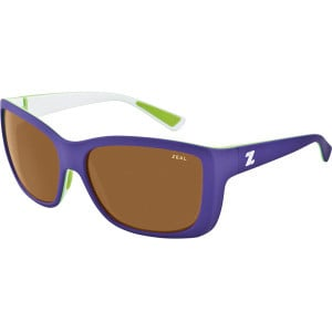Idyllwild Sunglasses - Women's - Polarized Lavender And Lime/Copper, O