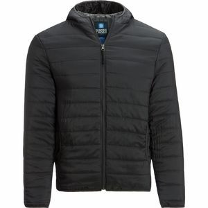 Ultra Light Packable Puffer Jacket - Men's Black,M - Good