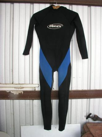 O Brien Full Wet Suit Mens Large